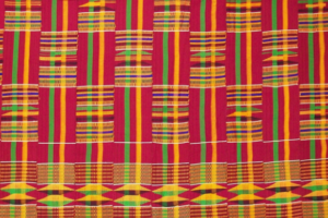 Kente: A Real Ghanaian Treasure Taking the World By Storm….