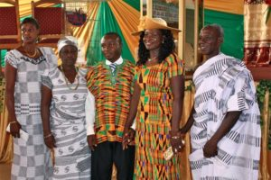 The Different Types of Cloth and Clothing Made in Ghana